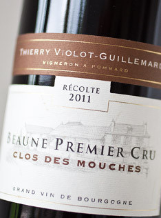 photo Violot-Guillemard Beaune Clos des Mouches